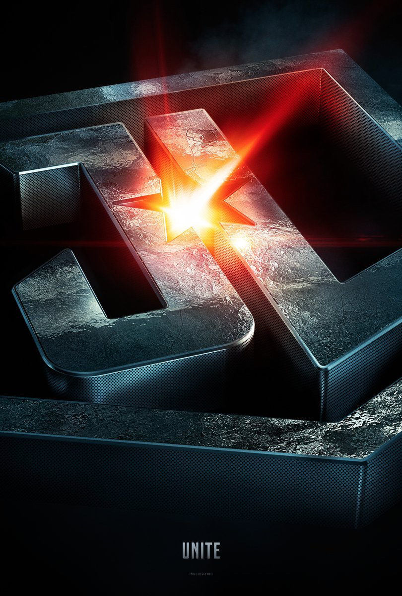 Símbolo oficial poster for Justice League
