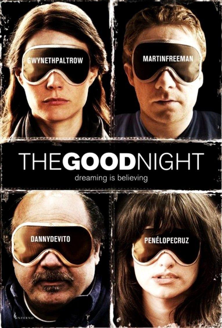 Estados Unidos poster for The Good Night