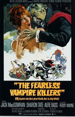Dance of the Vampires poster