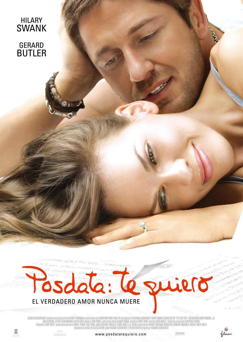 España poster for P.S. I love you