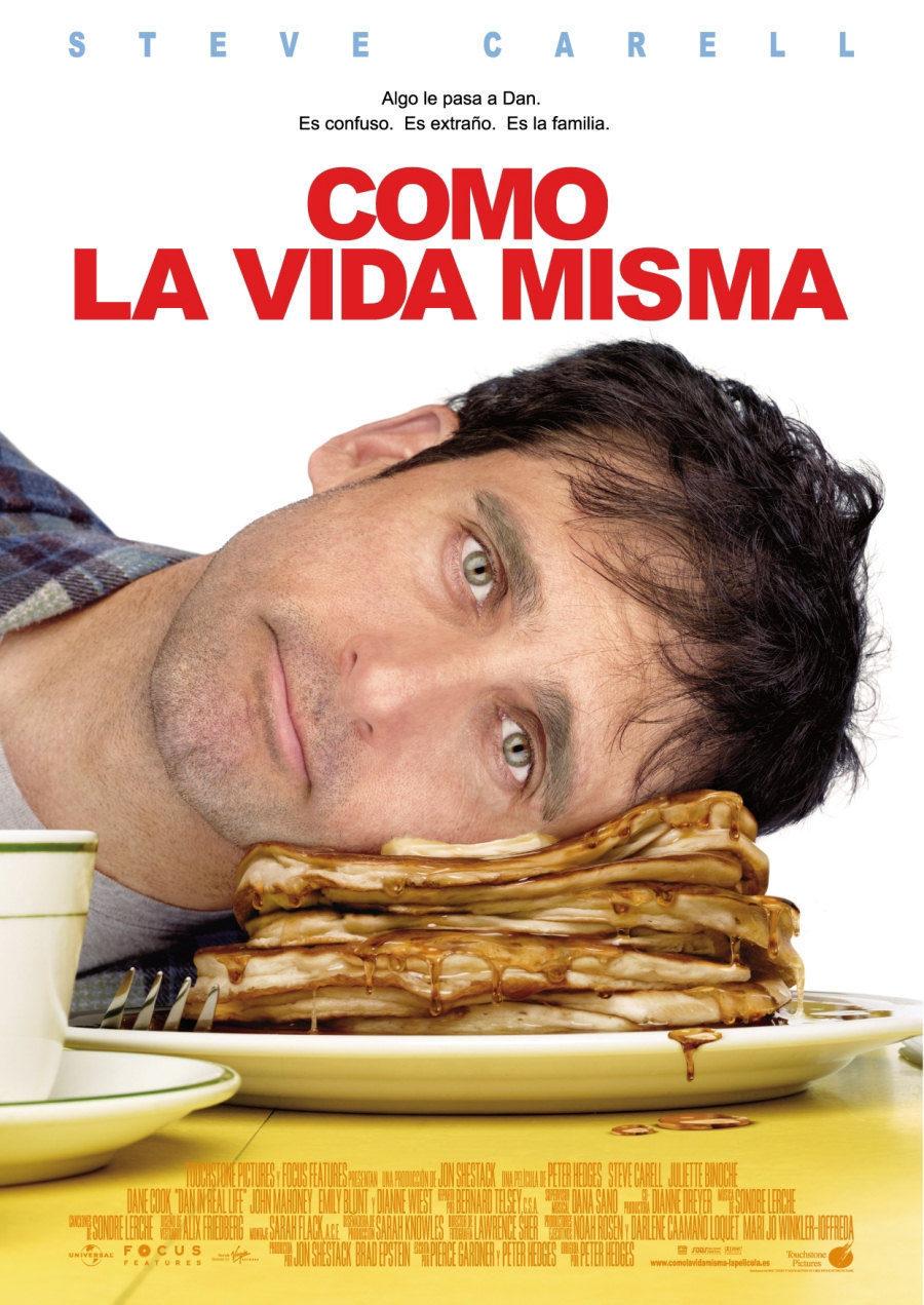 España poster for Dan in Real Life