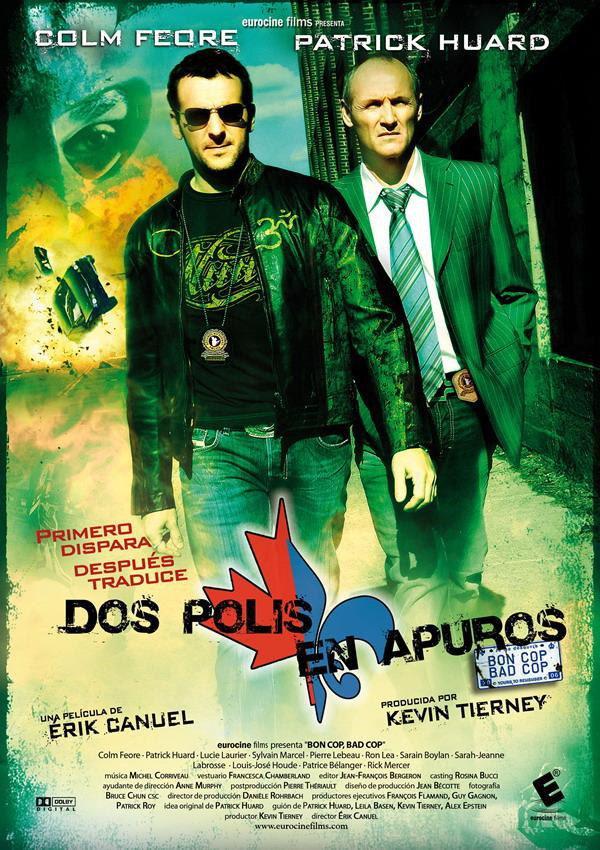 España poster for Bon Cop, Bad Cop