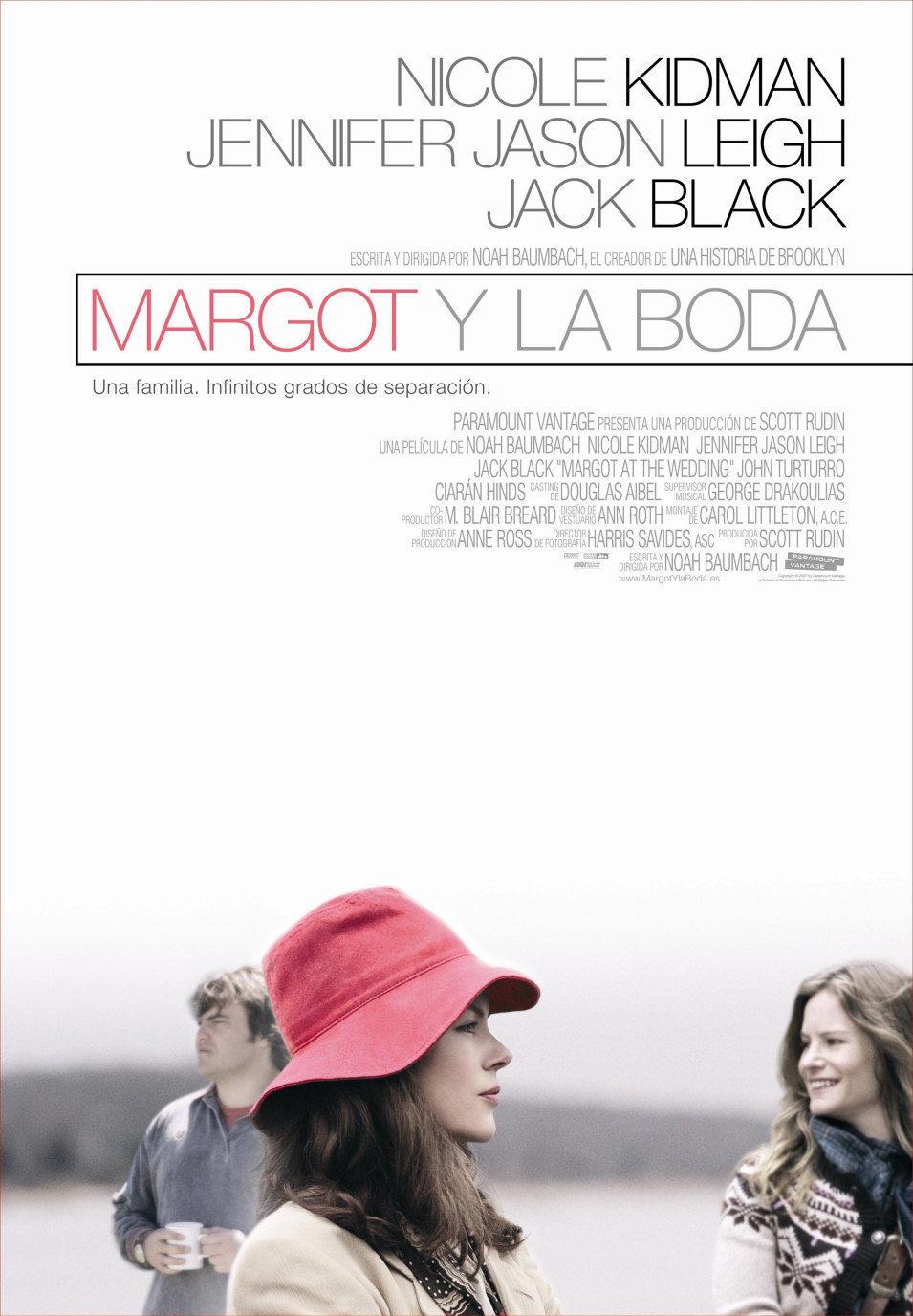 España poster for Margot at the Wedding