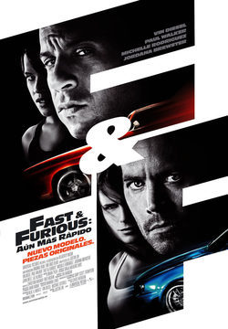 Fast and Furious poster
