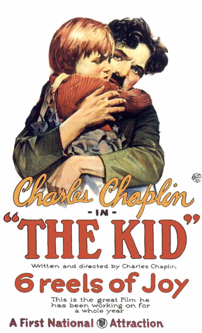 Estados Unidos poster for The Kid