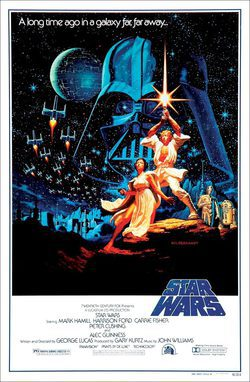 Star Wars: Episode IV - A New Hope poster