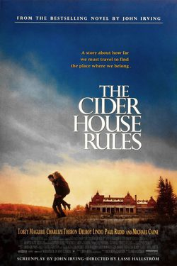 The Cider House Rules poster