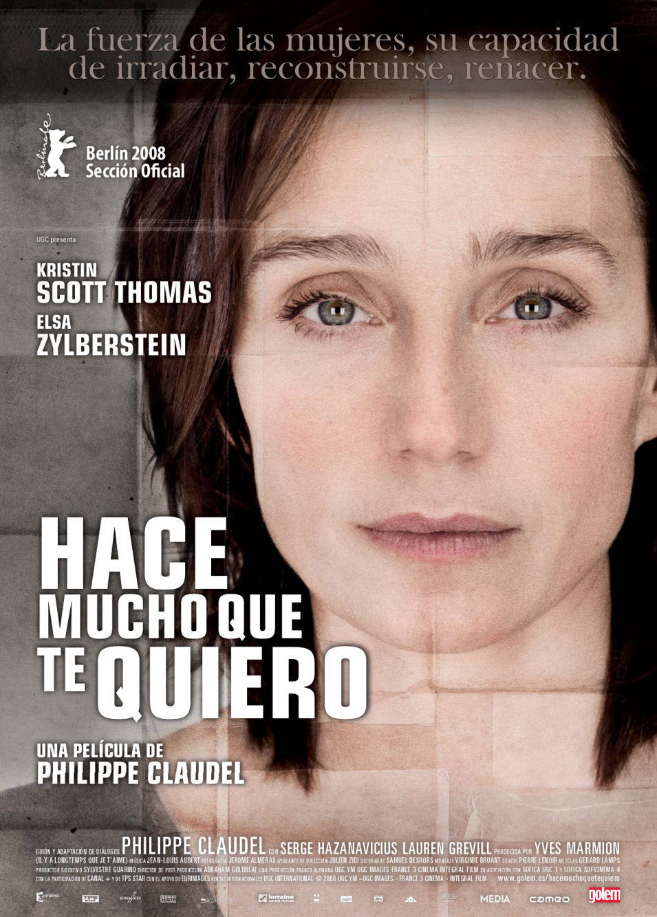 España poster for I've Loved You So Long