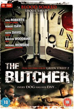 The Butcher poster