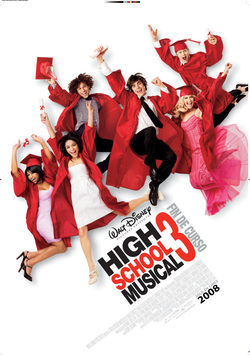High School Musical III poster