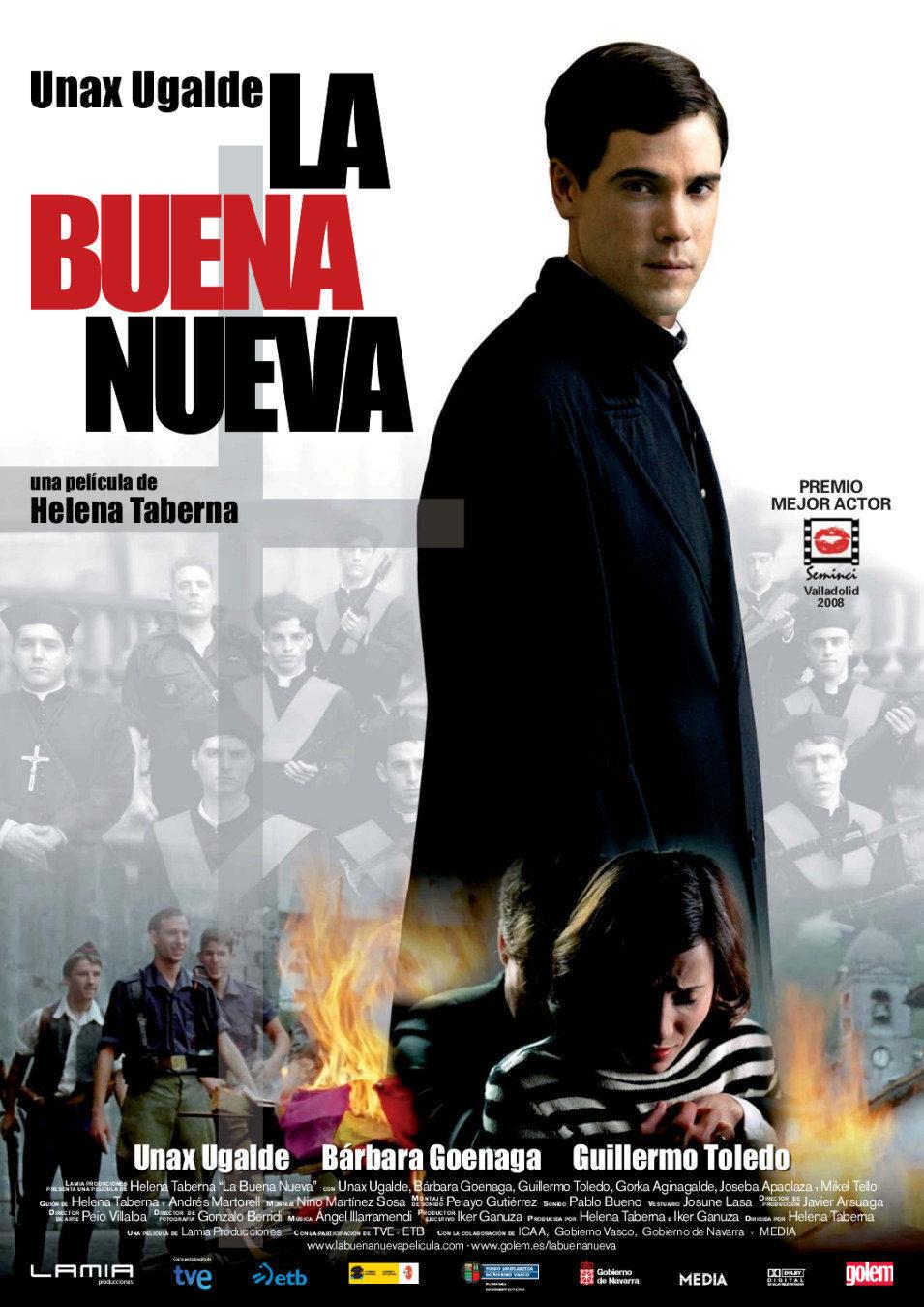 España poster for The Good News