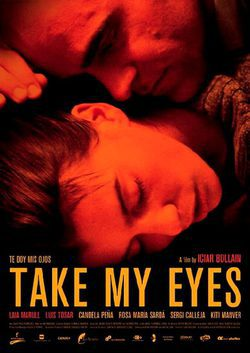 Take My Eyes poster