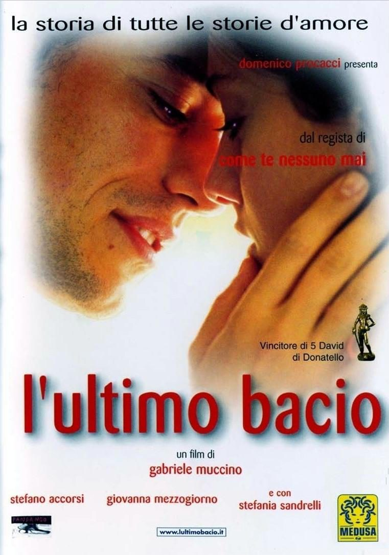 Italia poster for The Last Kiss