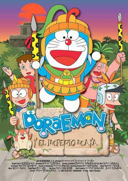 Doraemon y el imperio maya (2002) - Película Movie'n'co