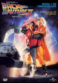 Back to the Future. Part II poster