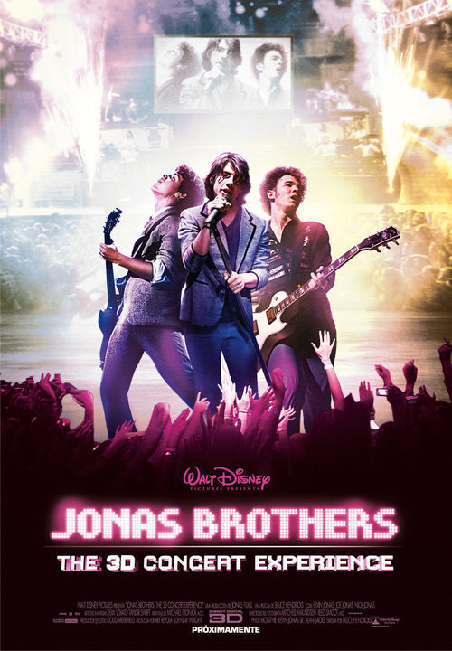 jonas brothers the 3d concert experience 2009