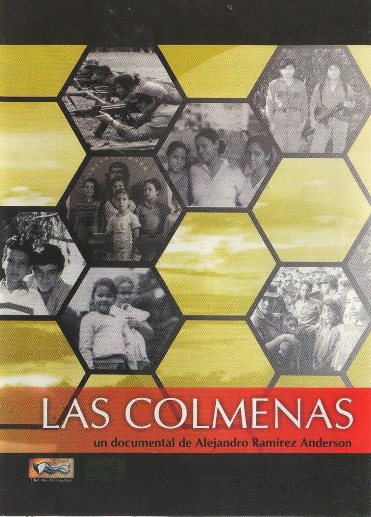 España poster for Las colmenas