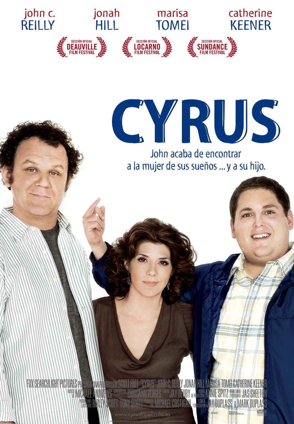 Europa poster for Cyrus