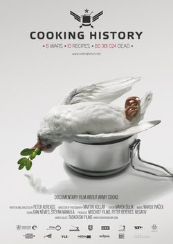 Cooking History poster