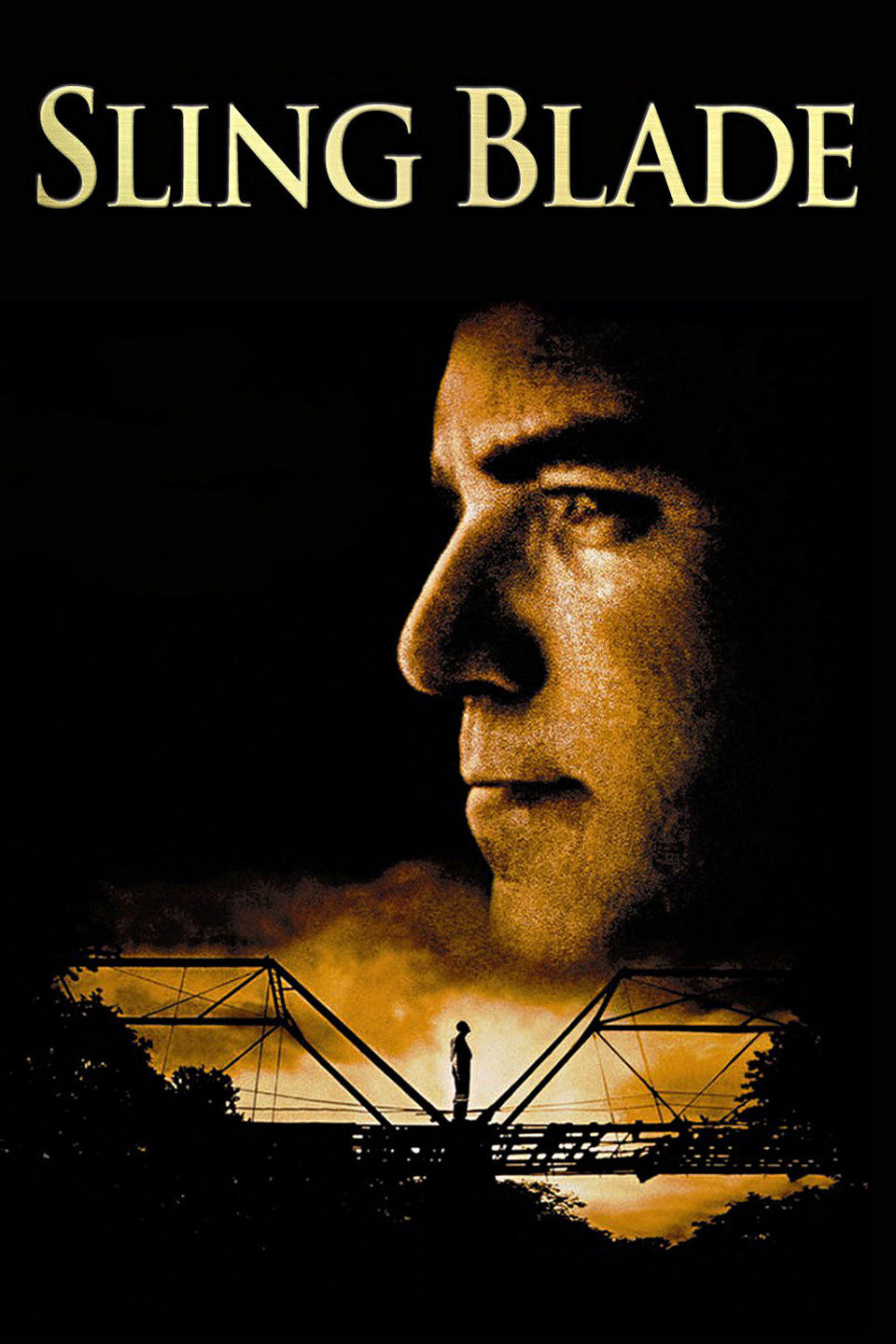 EEUU poster for Sling Blade