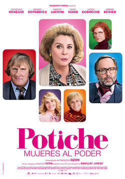 Potiche (Trophy Wife) poster