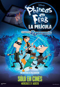 Phineas and Ferb The Movie: Across the 2nd Dimension - In Fabulous 2D