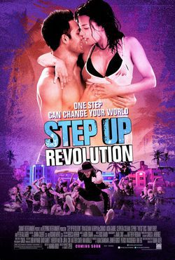 Step Up 4: Miami Heat poster
