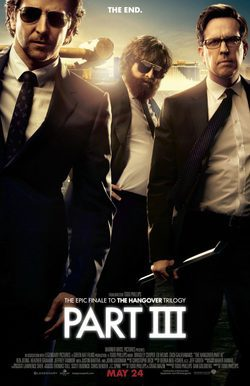 The Hangover: Part III poster