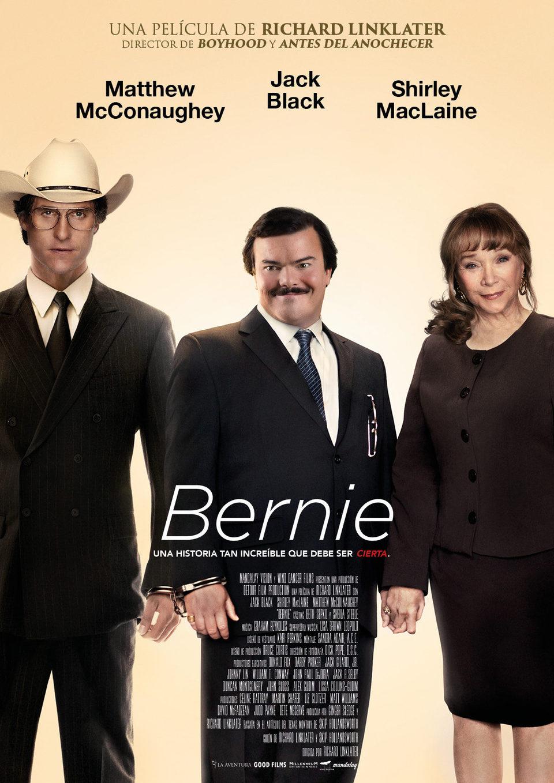España poster for Bernie