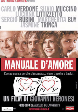 The Manual of Love poster