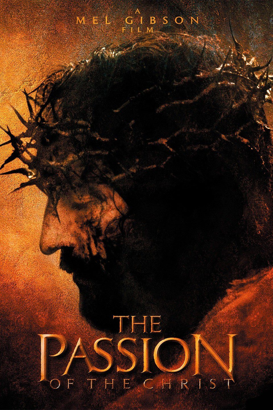 EEUU poster for The Passion of the Christ