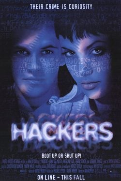 Hackers poster