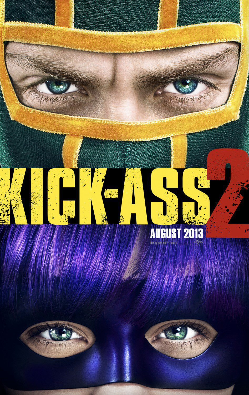 EEUU poster for Kick-Ass 2