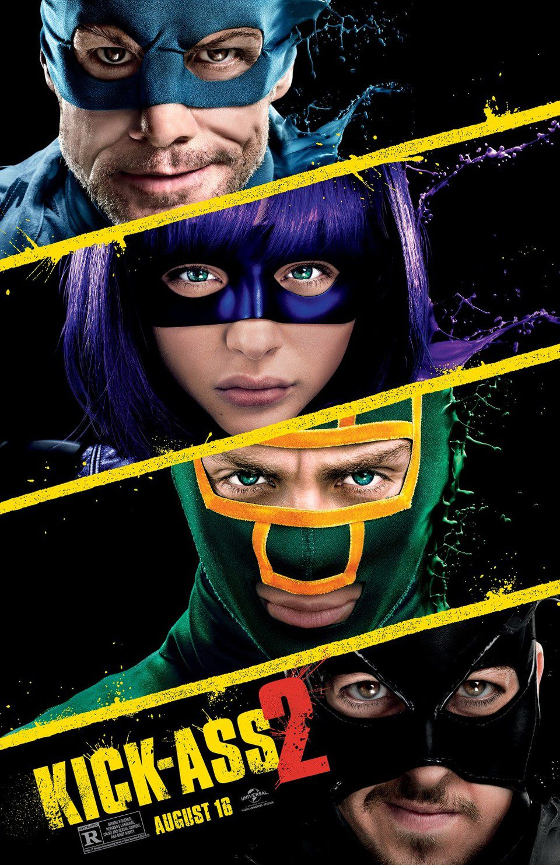EEUU 2 poster for Kick-Ass 2