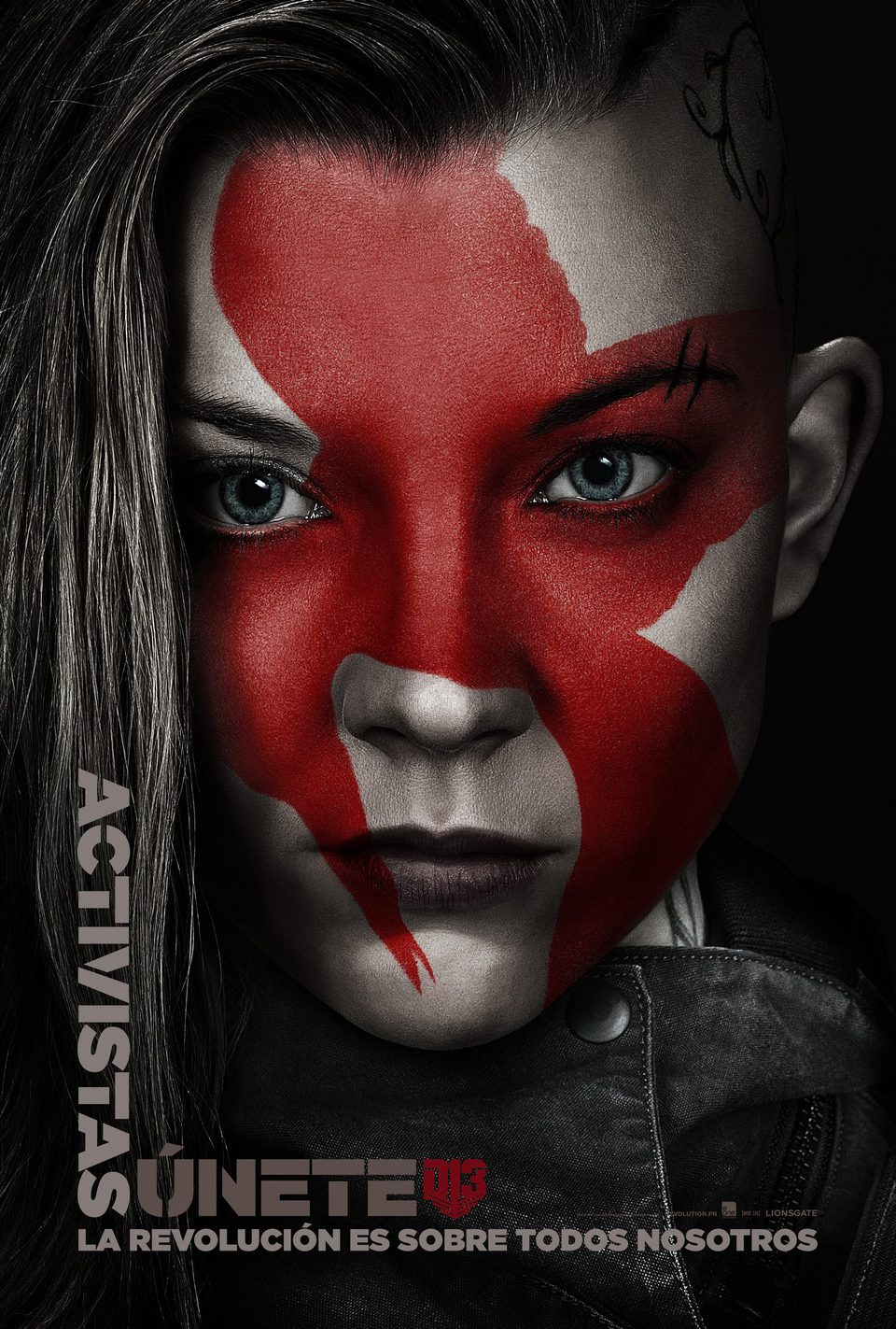 Cressida poster for The Hunger Games: Mockingjay - Part 2
