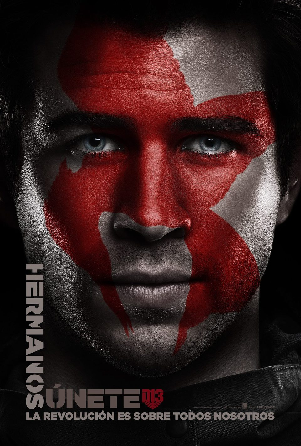 Gale poster for The Hunger Games: Mockingjay - Part 2