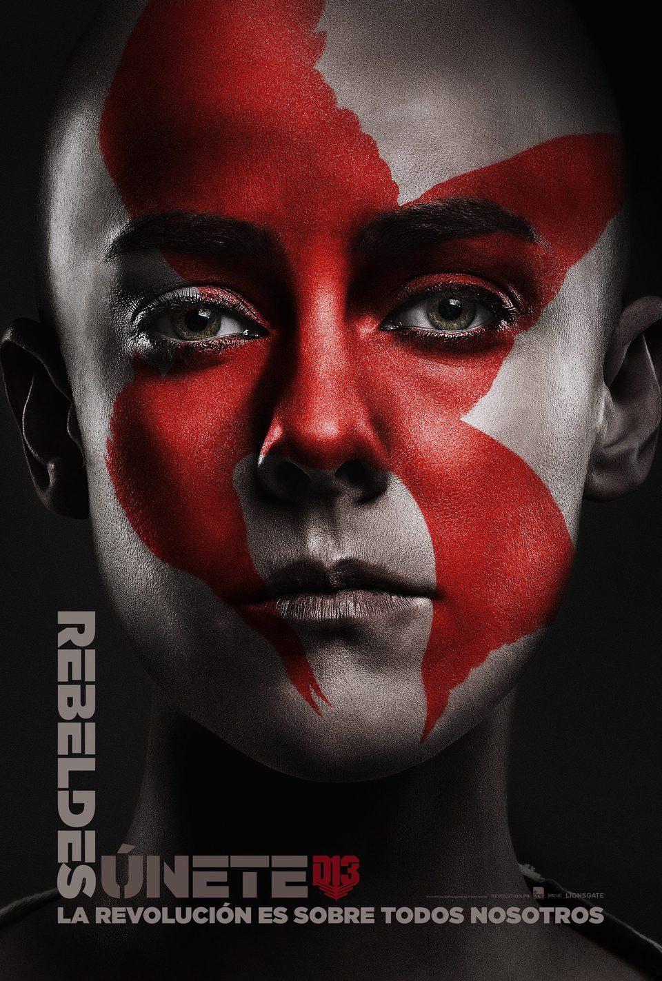 Johanna poster for The Hunger Games: Mockingjay - Part 2