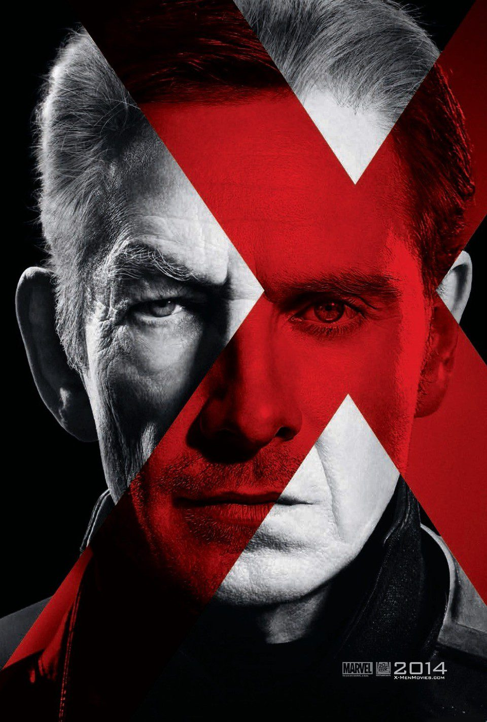 Magneto poster for X-Men: Days of Future Past