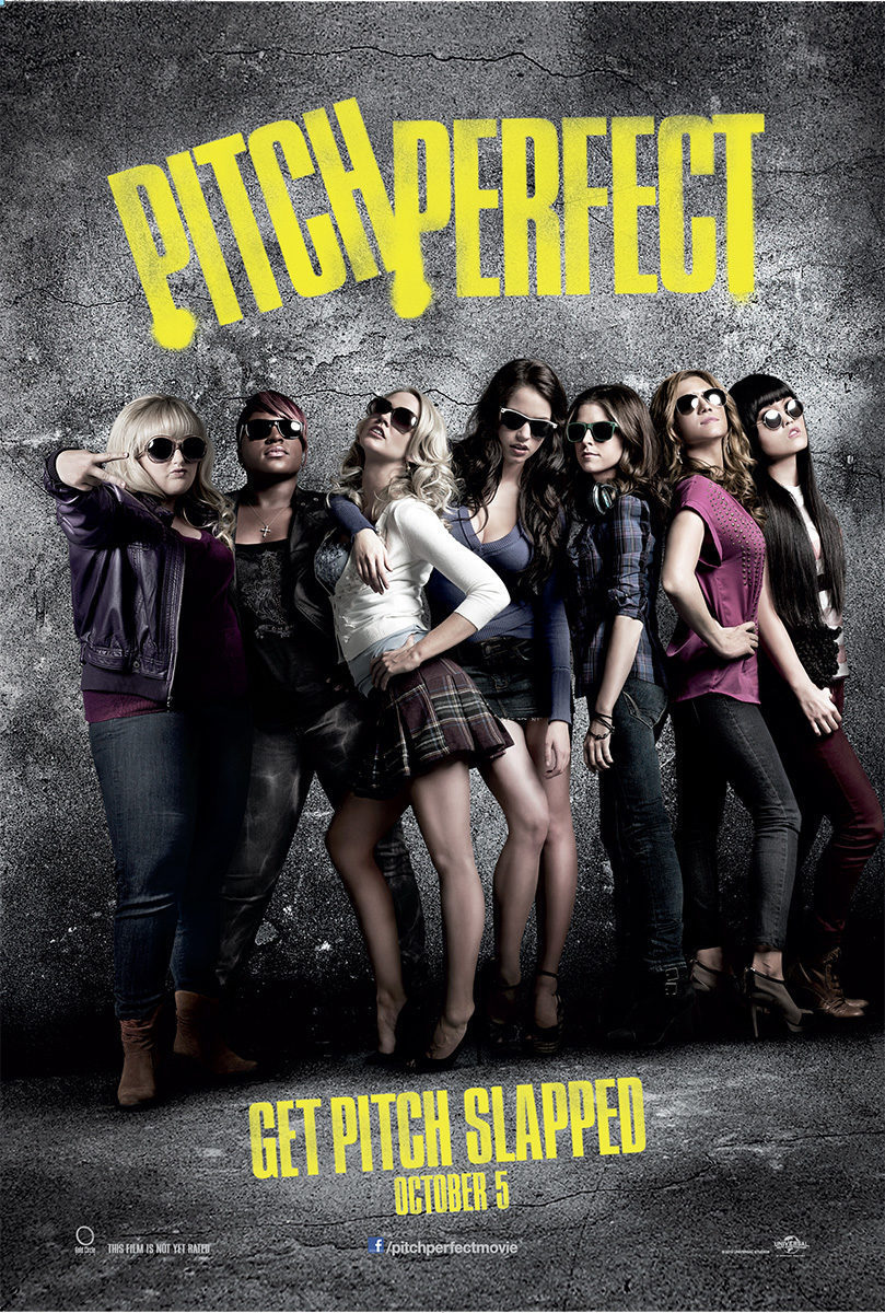 EEUU poster for Pitch Perfect