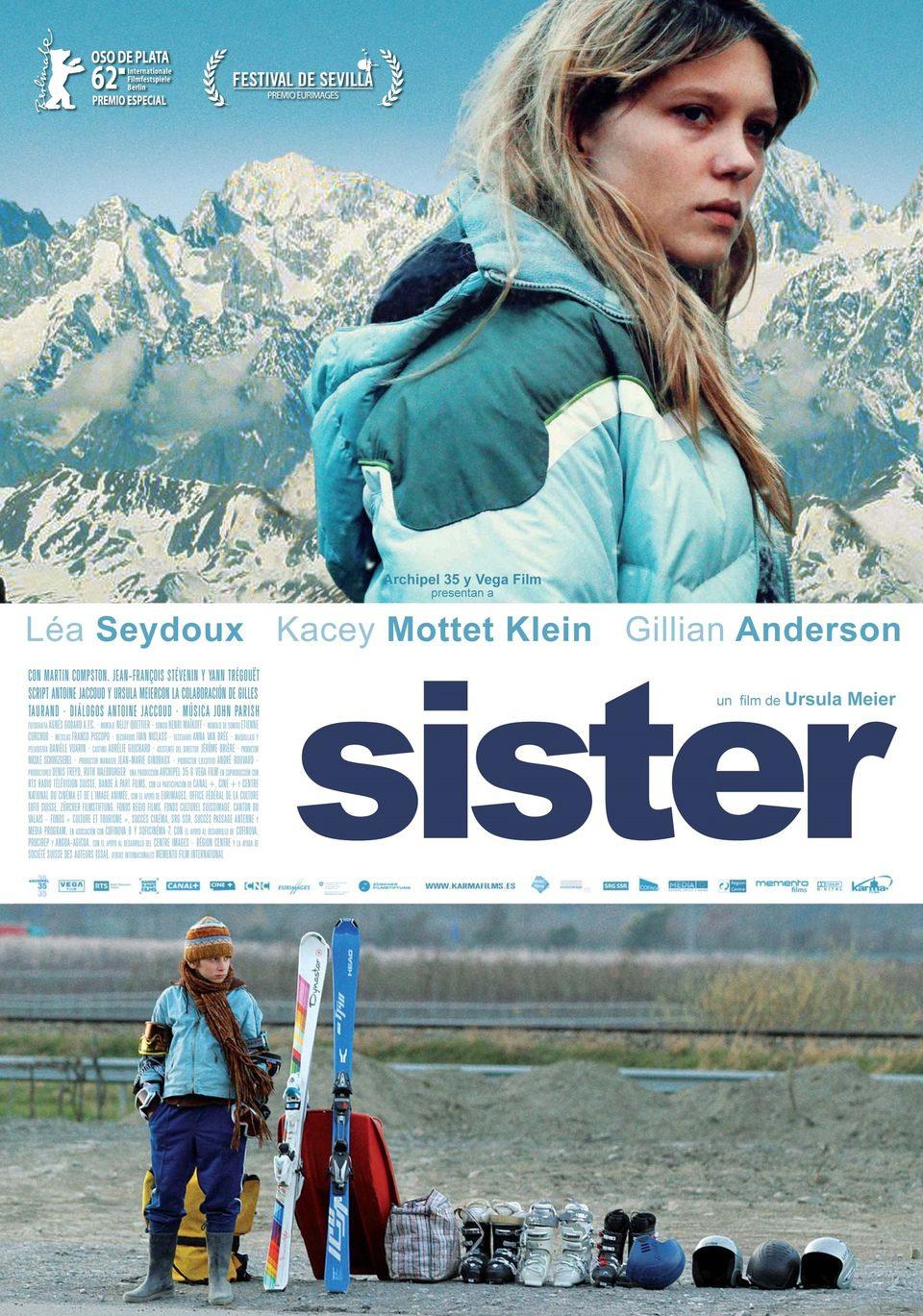 España poster for Sister