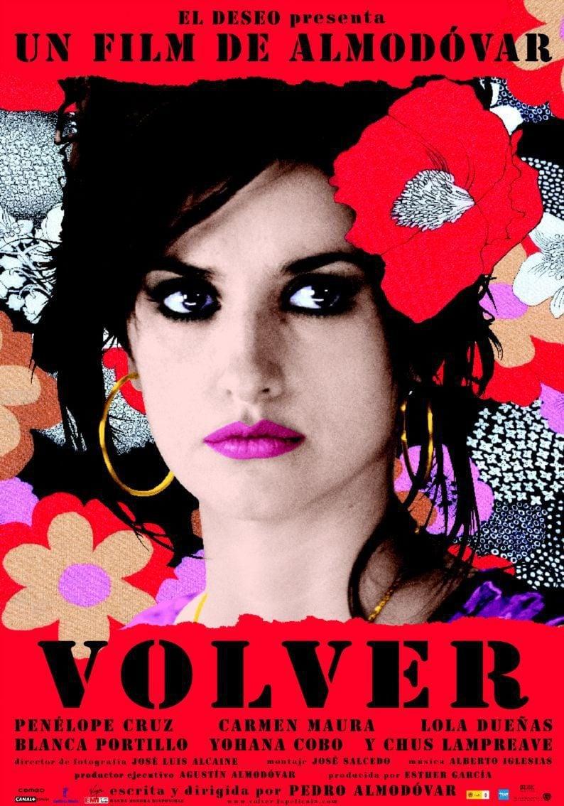 ESPAÑA poster for Volver