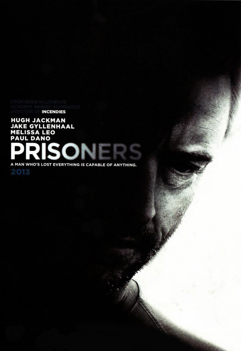 EEUU poster for Prisoners