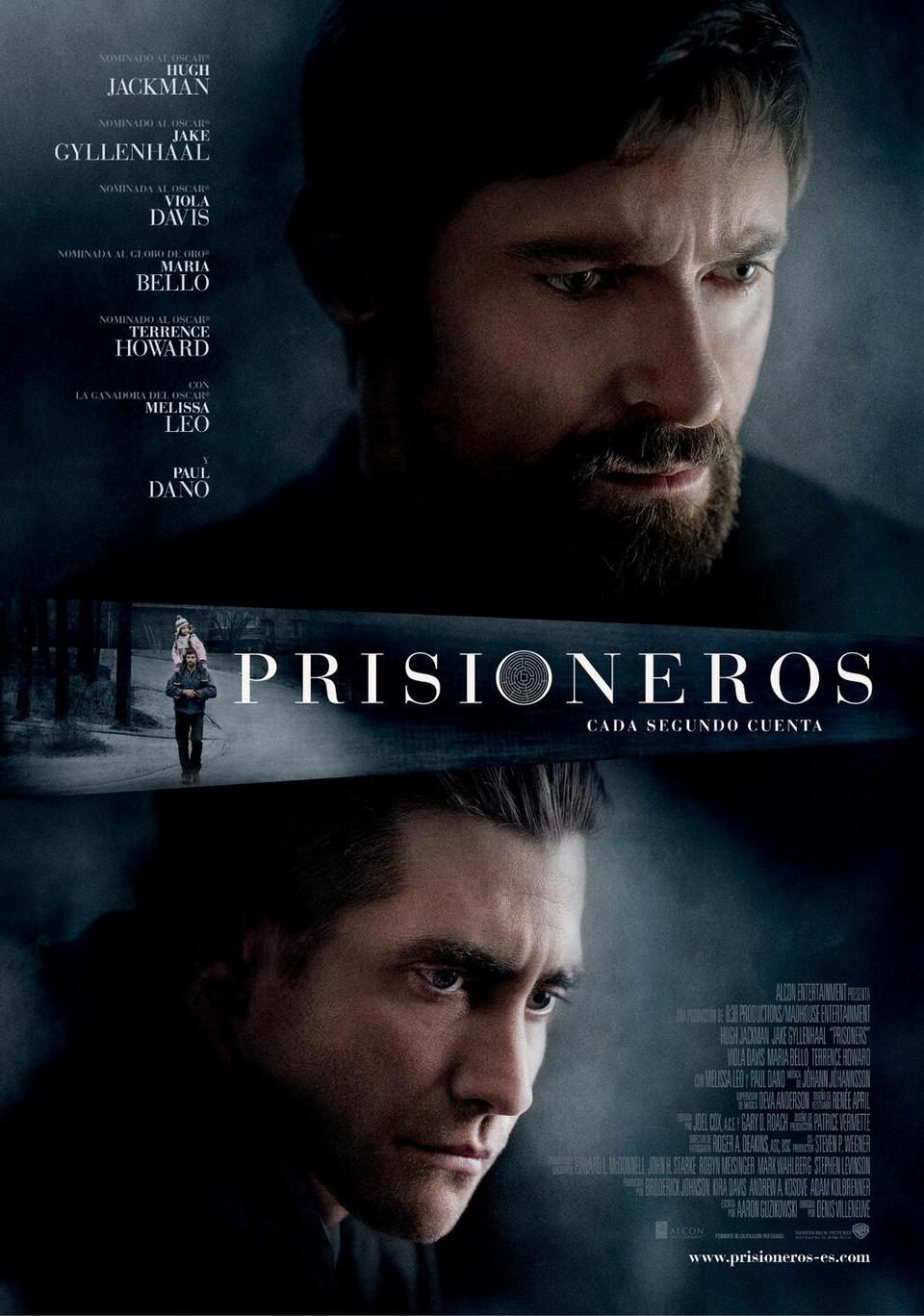 España poster for Prisoners