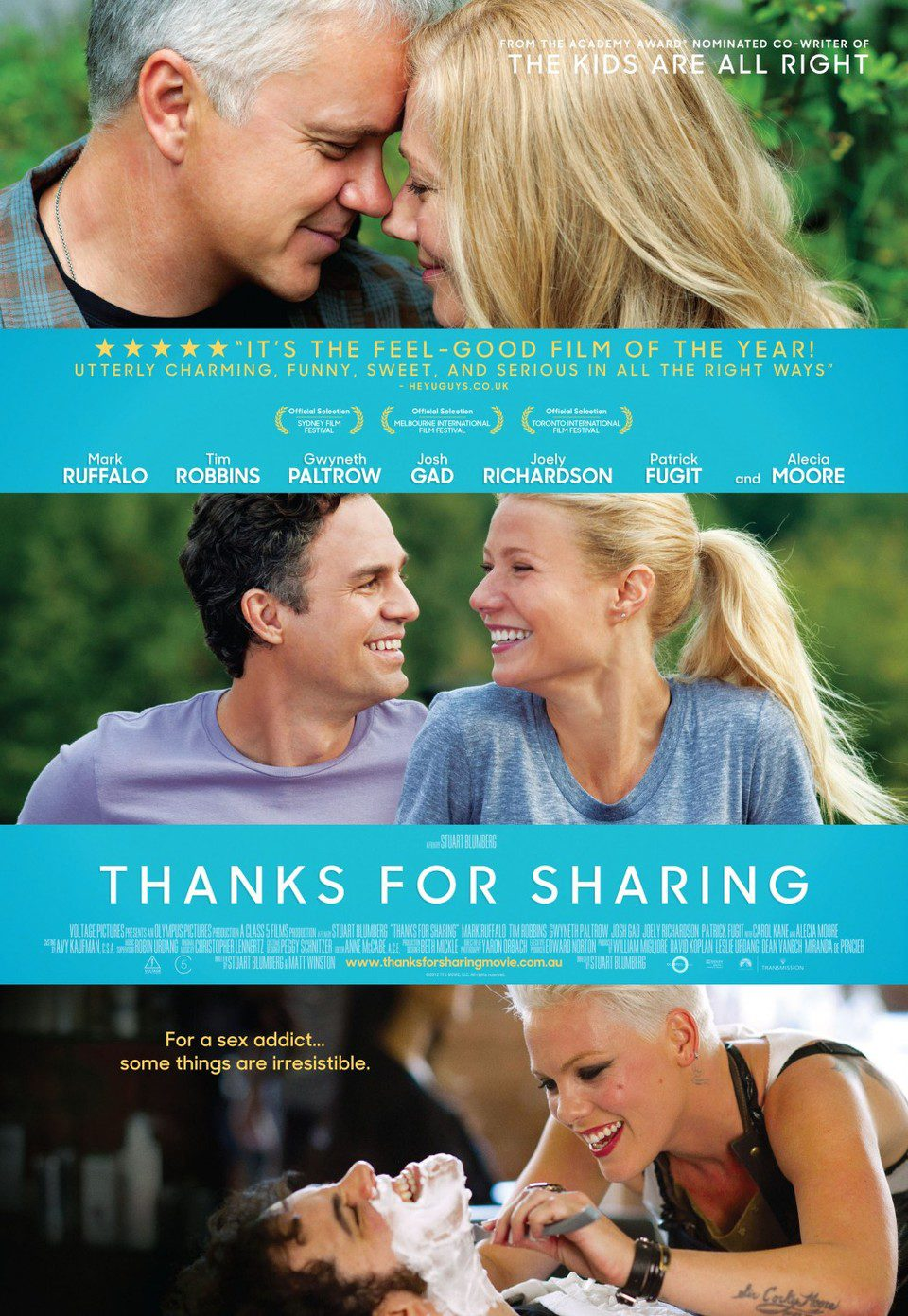 EEUU poster for Thanks For Sharing