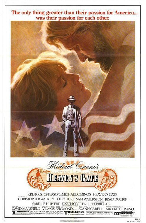 EEUU poster for Heaven's Gate
