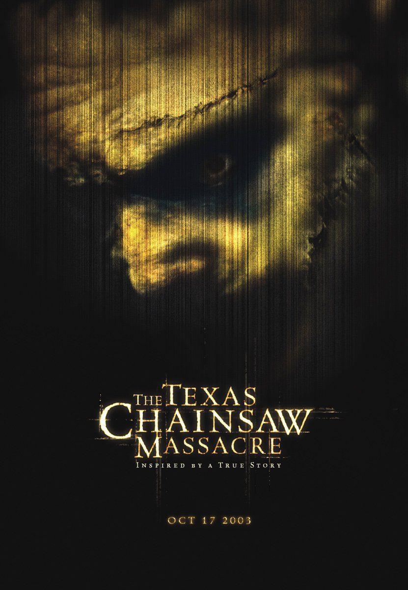 Estados Unidos poster for The Texas Chainsaw Massacre