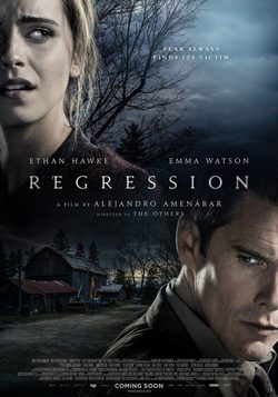 Regression poster