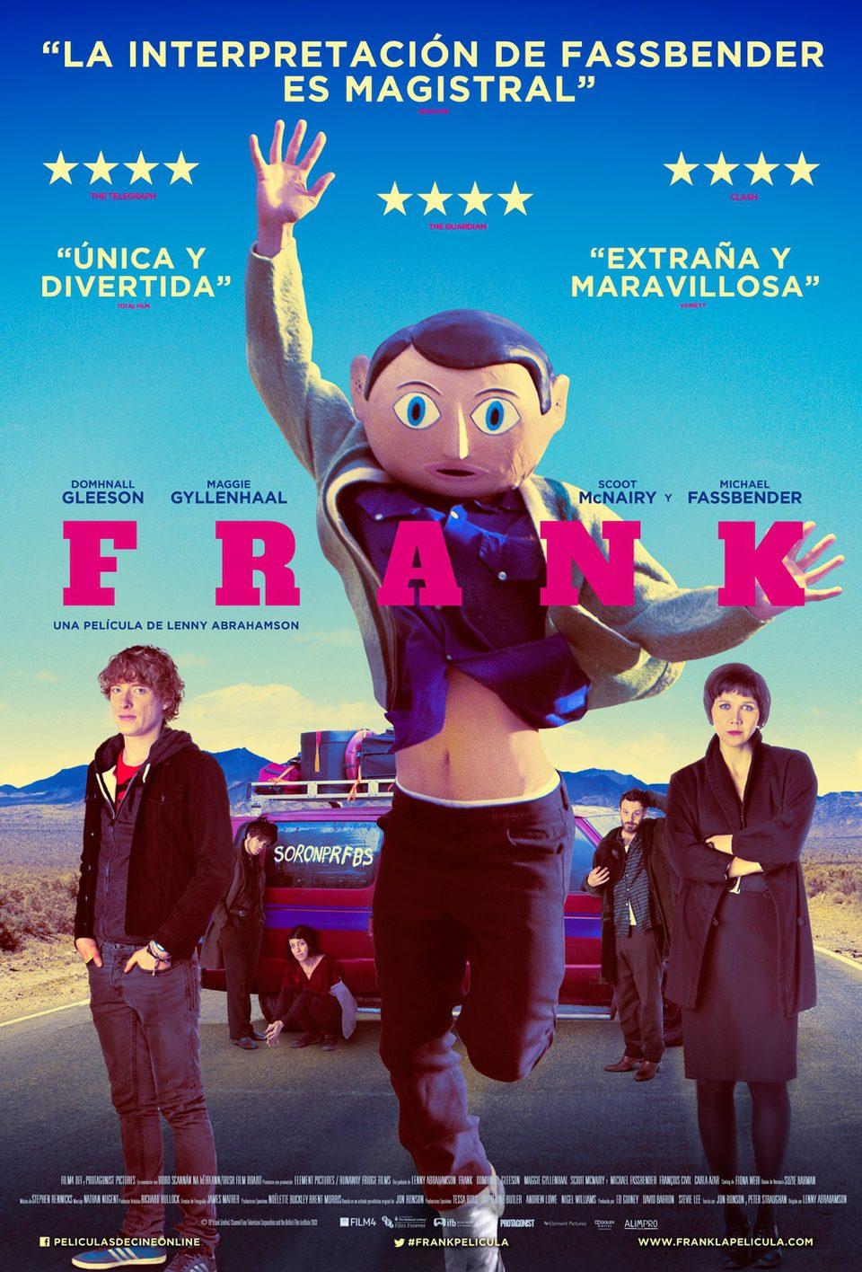 España poster for Frank