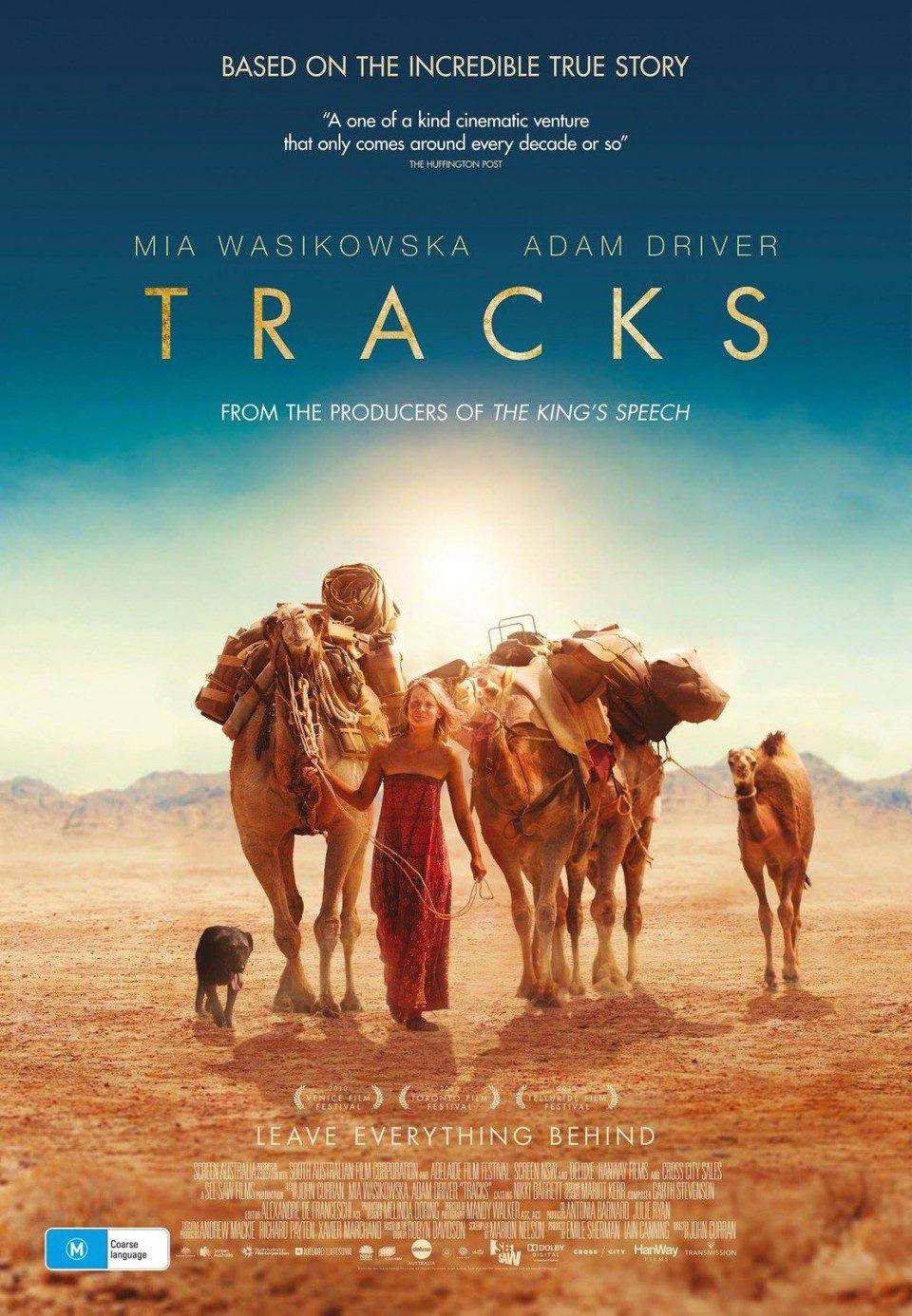 Australia poster for Tracks