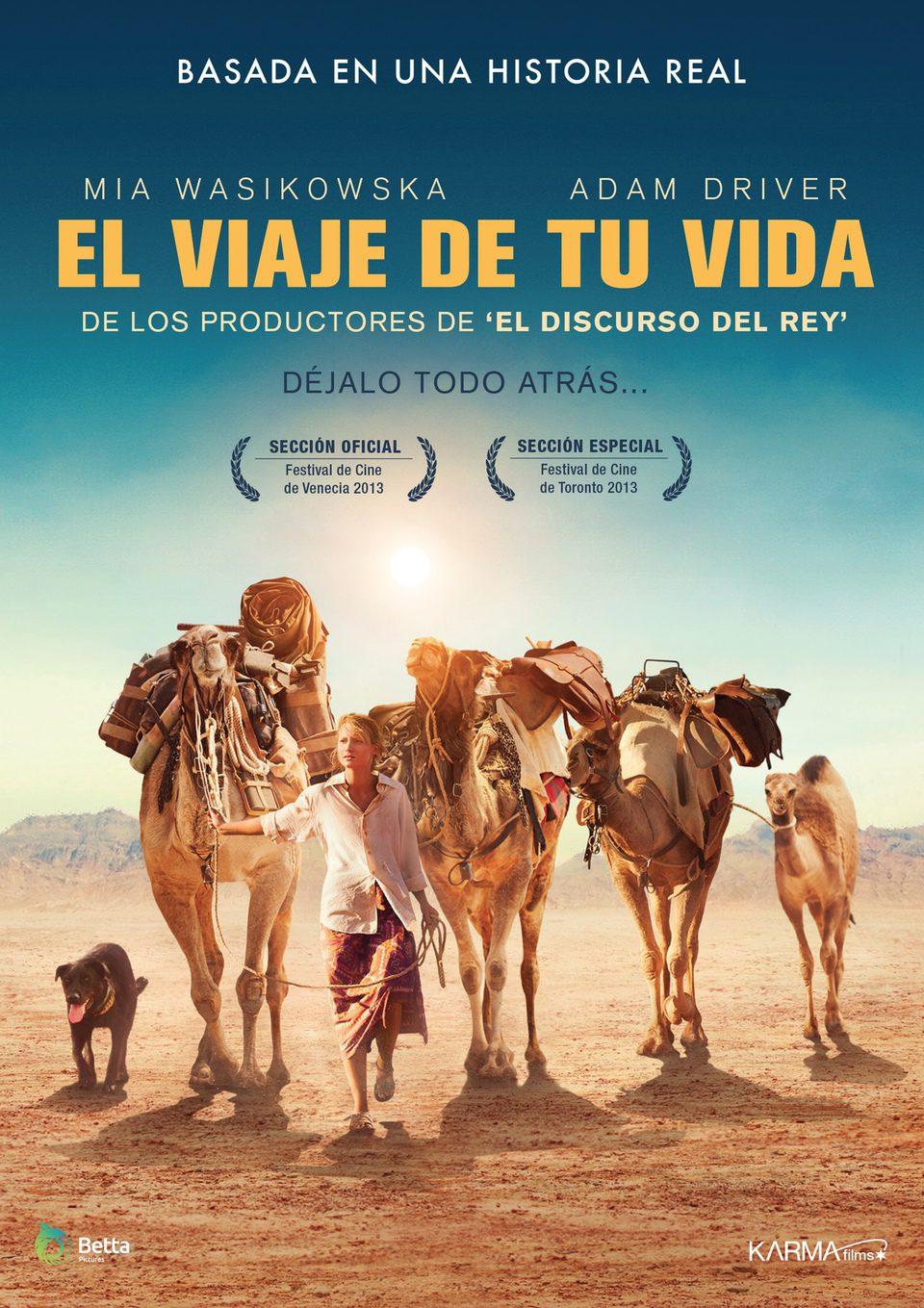 España poster for Tracks
